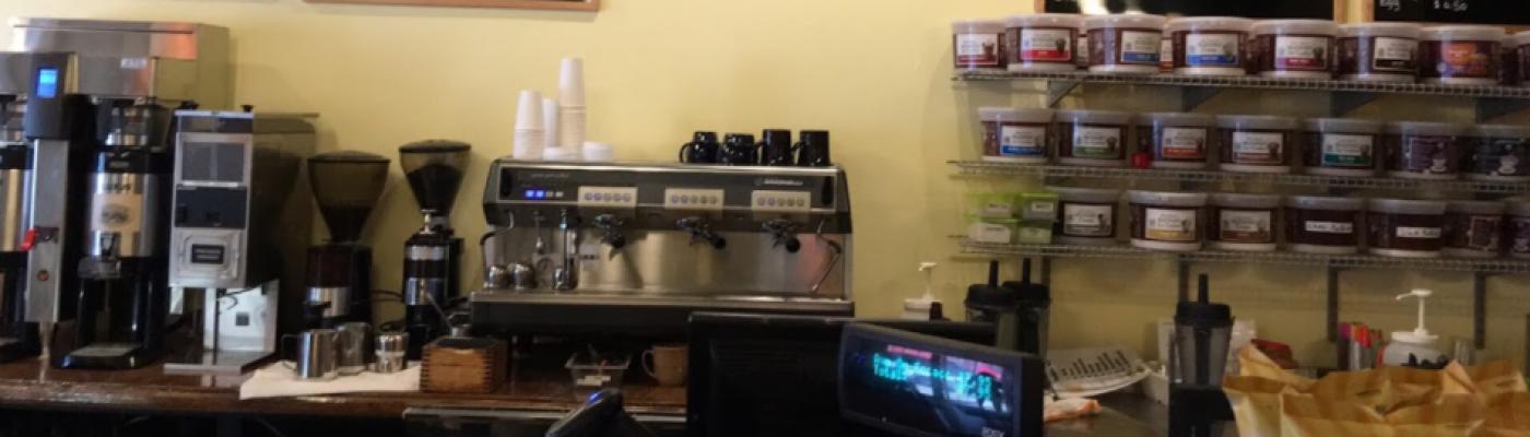 Central Perk coffee & deli
